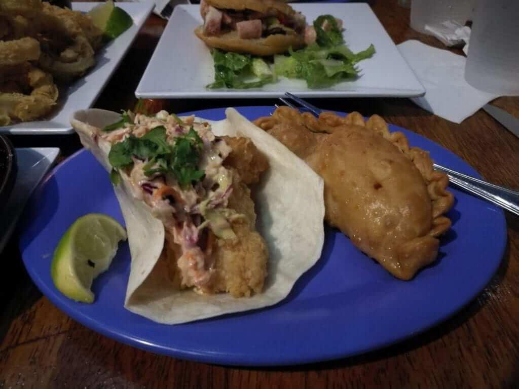 comer en san Juan