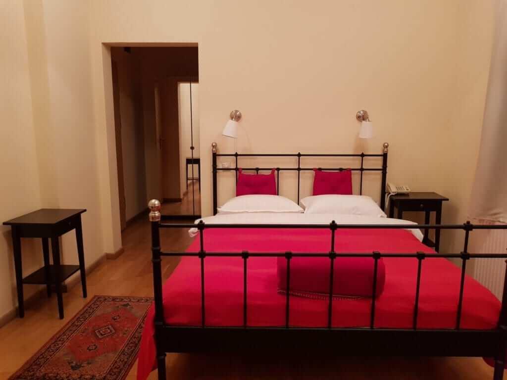 dormir en Sinaia, Rumania, Vila Aritzo