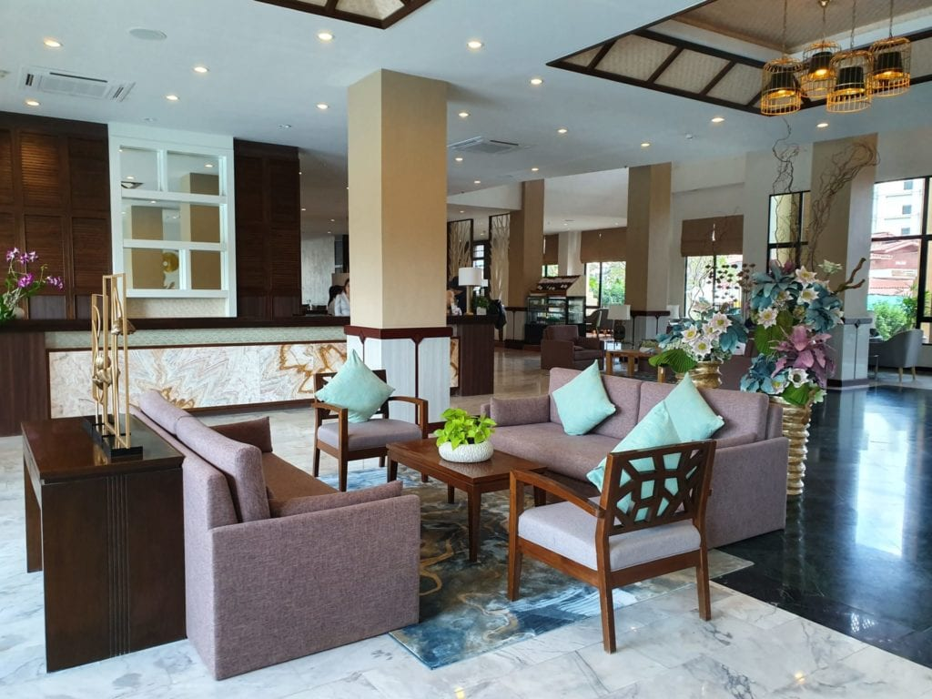 HOTEL AMARI VANG VIENG
