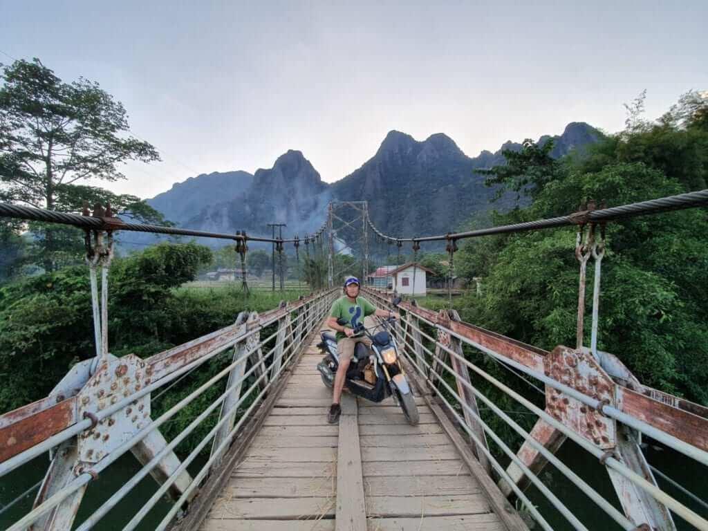 viajar a Laos