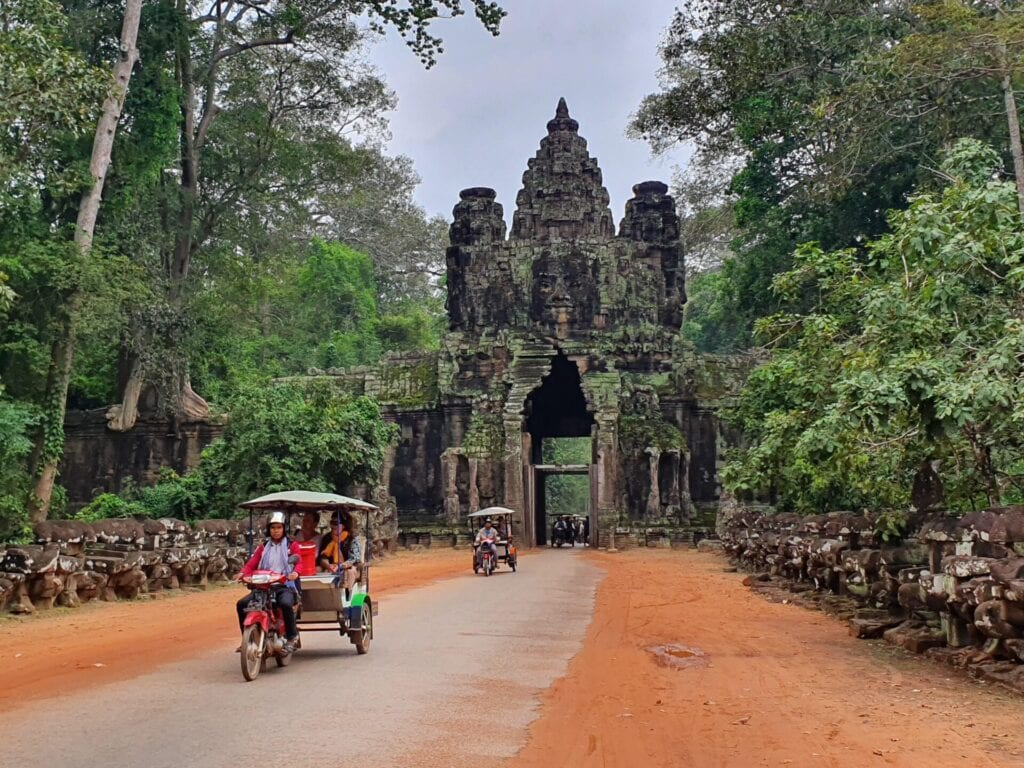 Entradas Angkor