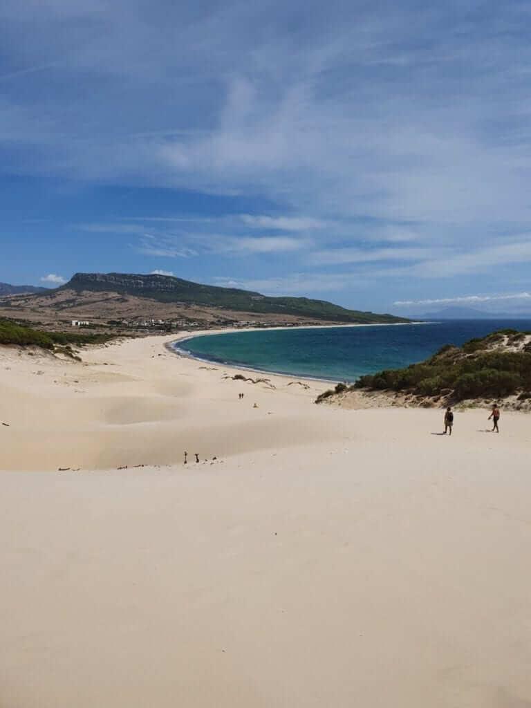 Playa De Bolonia En Cádiz Kris Por El Mundo Blog De Viajes Y Fotografía