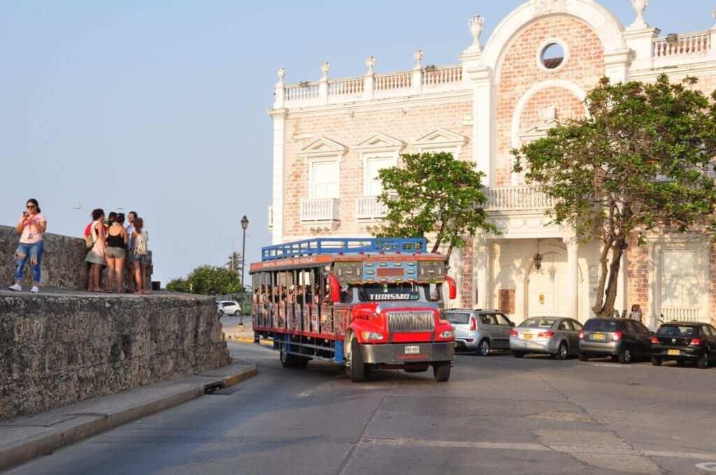 viajar a cartagena de Indias