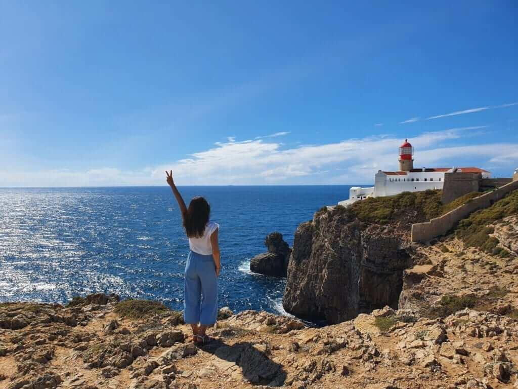Cabo de San Vicente, Sagres, Algarve