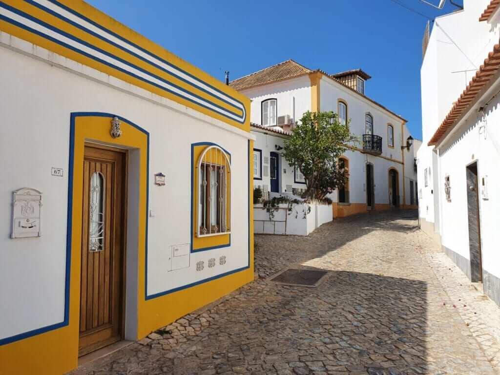 Ferragudo, que ver en el Algarve