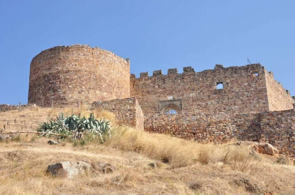 Castillo de Medellín España