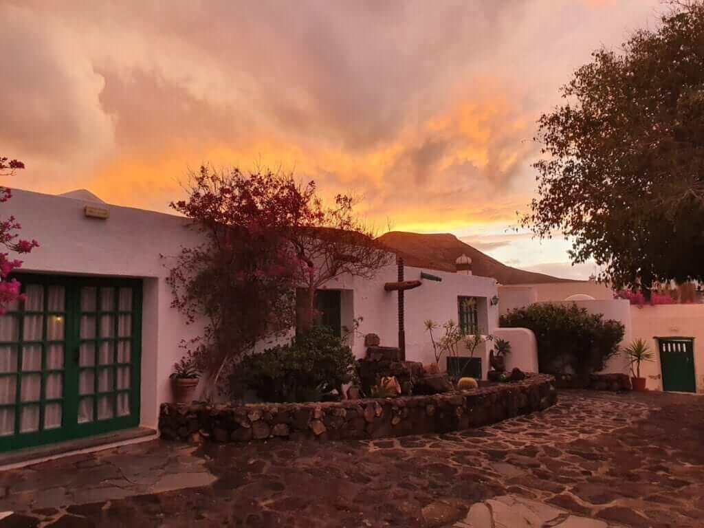 dormir en Lanzarote
