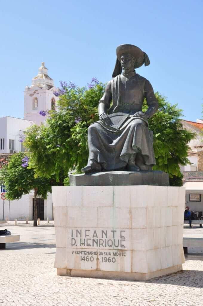 Infante Dom Henrique Lagos Algarve