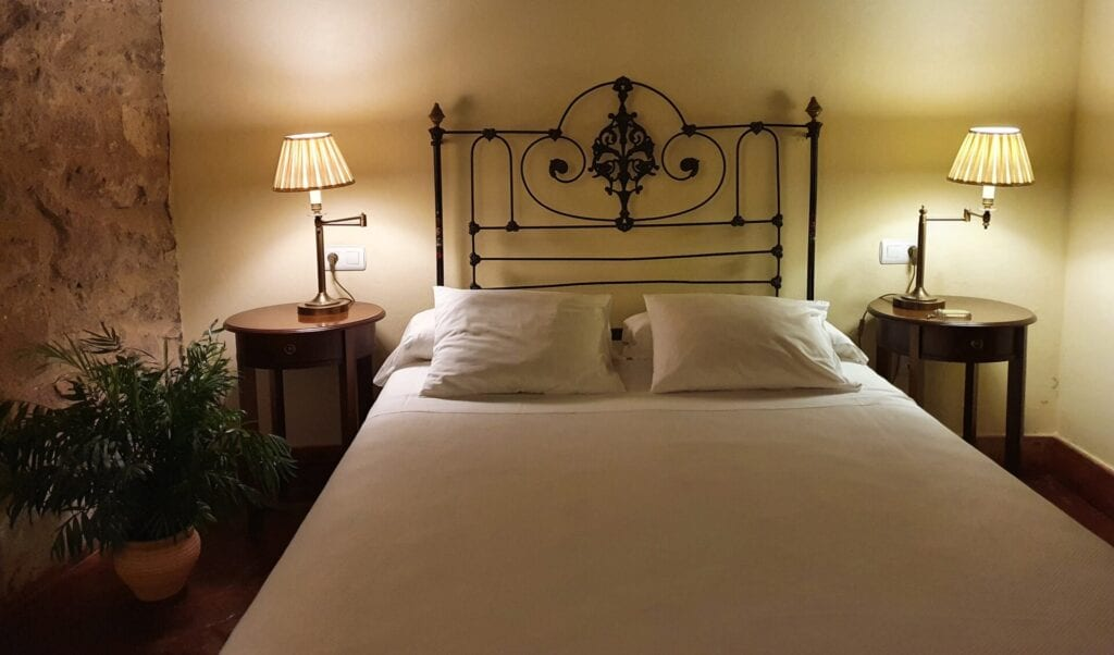 dormir en Trujillo