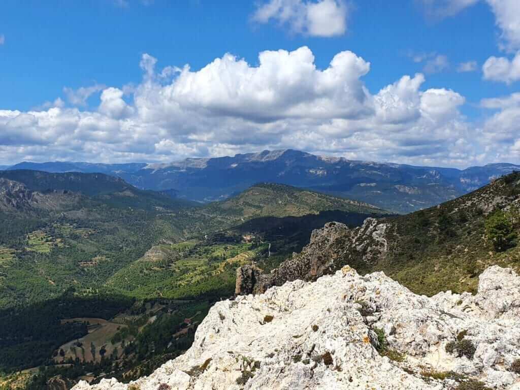 Monte Ardal, Yeste