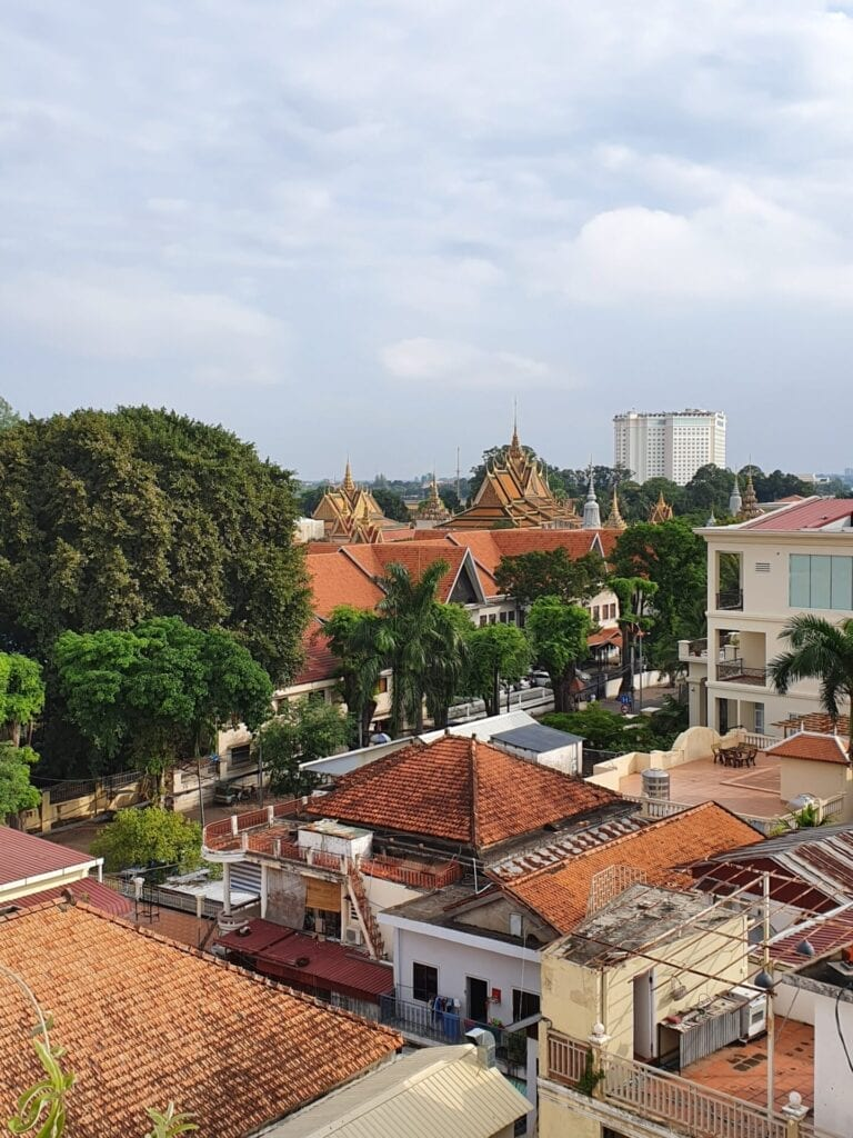 donde alojarse en Phnom Penh