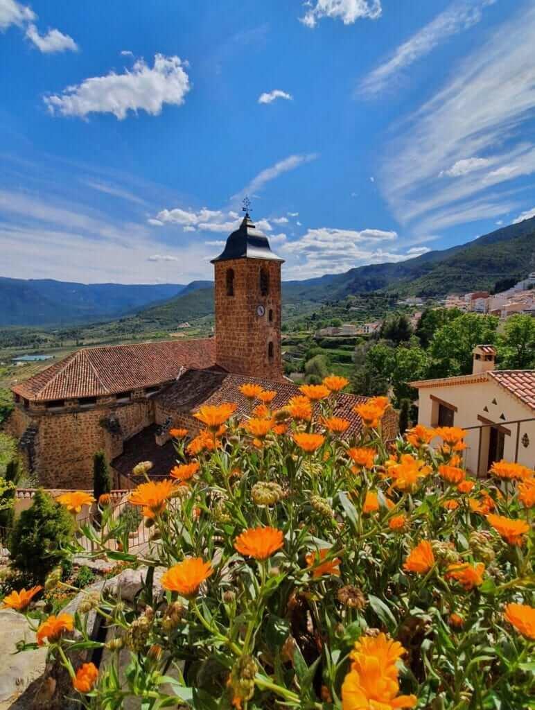 Yeste, Sierra del Segura