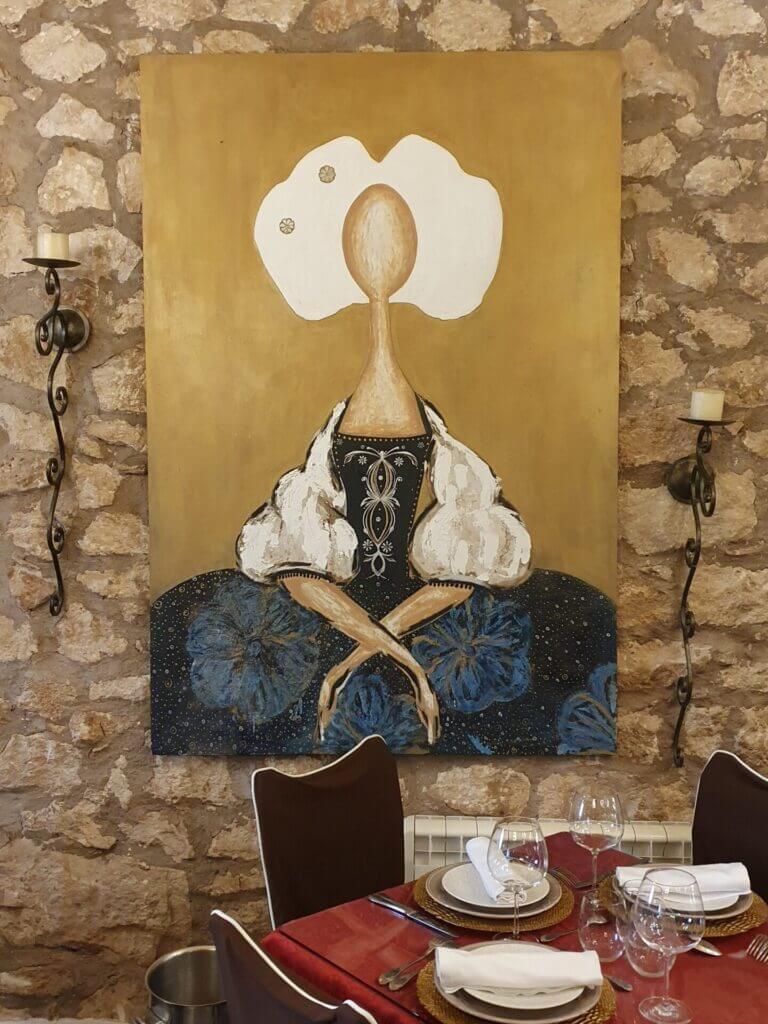 restaurantes en Lerma